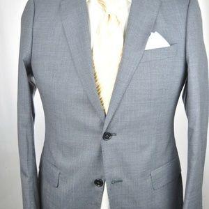 New Armani Collezioni 2Btn Suit 38 R + Boss Tie